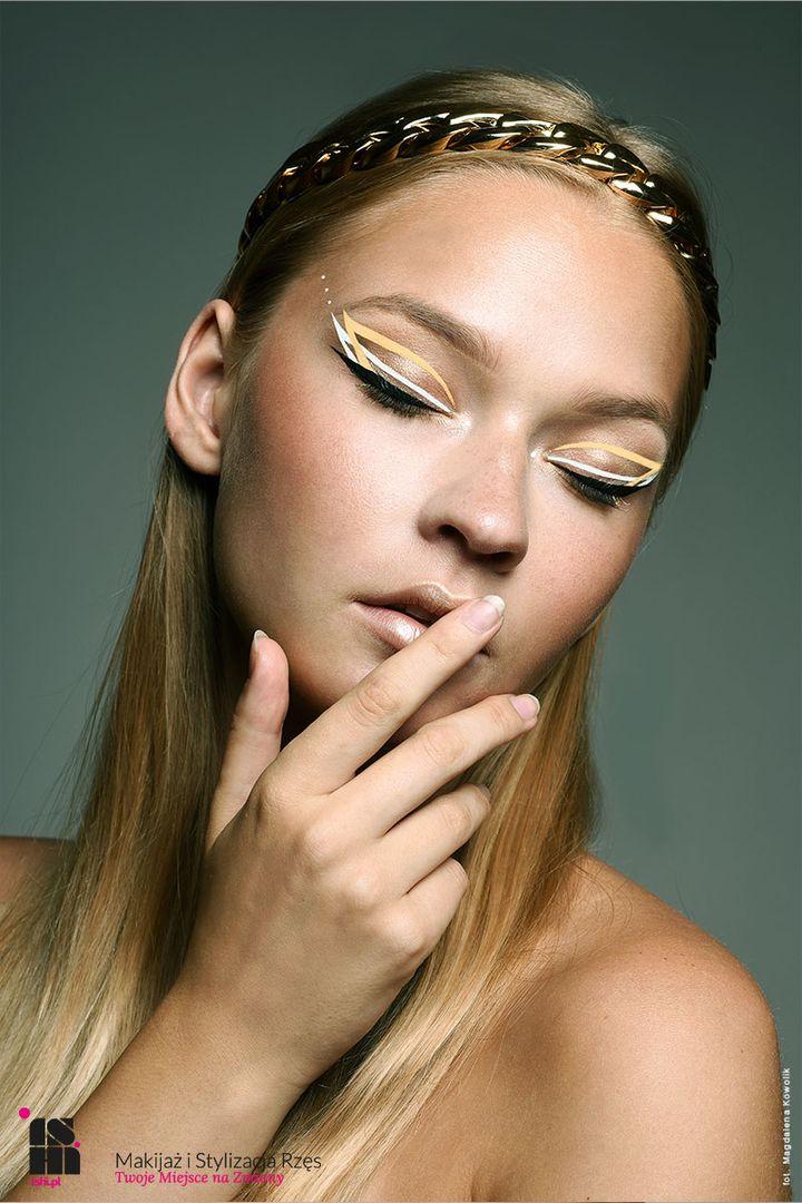 Makijaż, Makeup, Jastrzębie-Zdrój